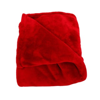 Microfiber Oh So Soft Twin Blanket (2 options available)