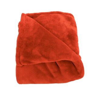Microfiber Oh So Soft Twin Blanket