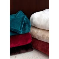 Microfiber Oh So Soft Twin Blanket