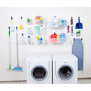 Flow Wall Laundry and Utility Storage Set