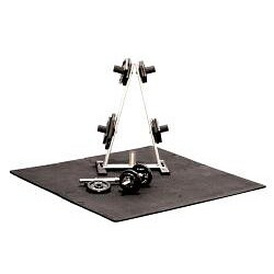 CAP Barbell 0.5-inch Antimicrobial Puzzle Mats - Thumbnail 1