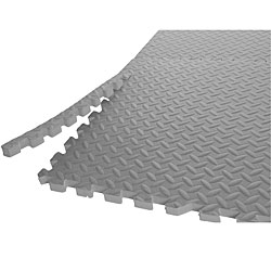 CAP Barbell 0.5-inch Antimicrobial Puzzle Mats