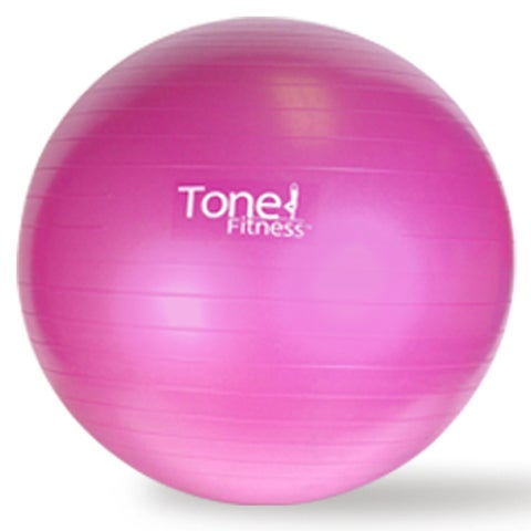 Tone Fitness 55cm Anti-burst Stability Ball