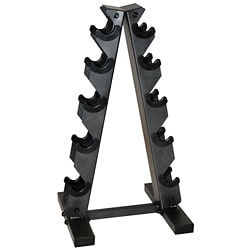 CAP Barbell Black 'A' Frame Dumbbell Rack