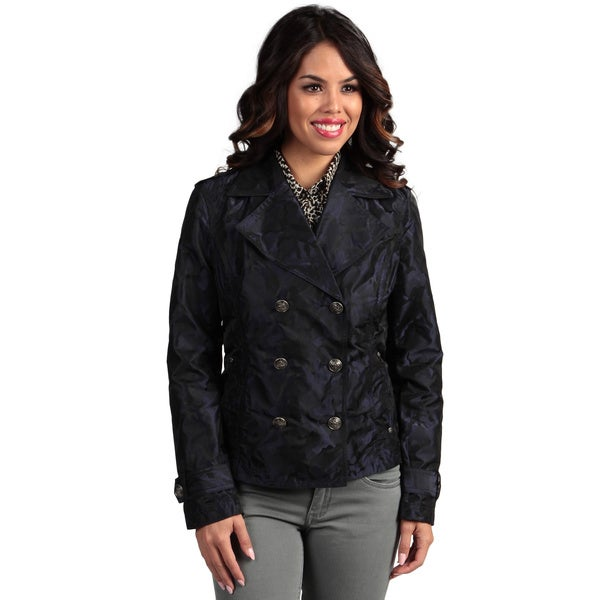 Cino Women's Blueberry DB Tech Jacket