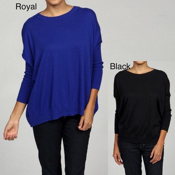 One 7 Six Women's Dolman Sleeve Sweater FINAL SALE