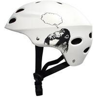 MBS 'Bright Idea' White Small/ Medium Helmet