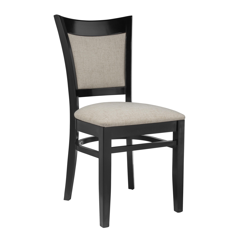 Tremendous Hyatt Dark Mahogany Beechwood Dining Chairs Pabps2019 Chair Design Images Pabps2019Com