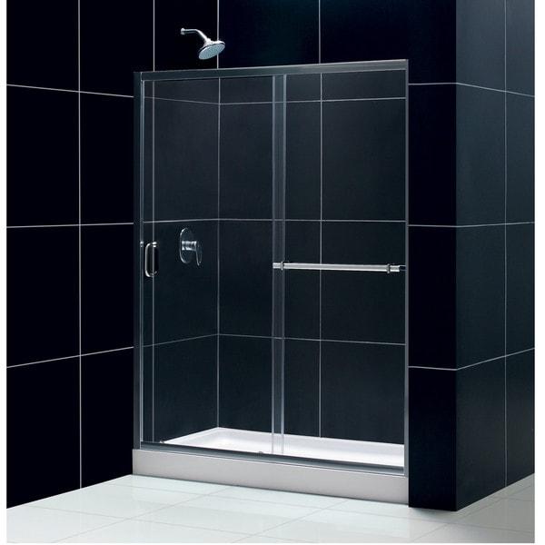 Infinity Plus Shower Door/Amazon Shower Base Tub to Shower Kit