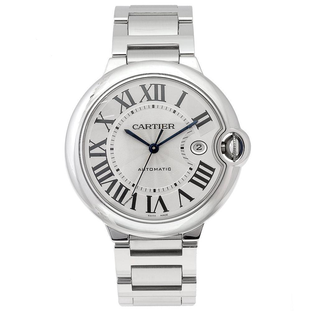 e0bb31fd530 ... Thumbnail Cartier Men  x27 s Ballon Bleu Stainless Steel Luxury Watch