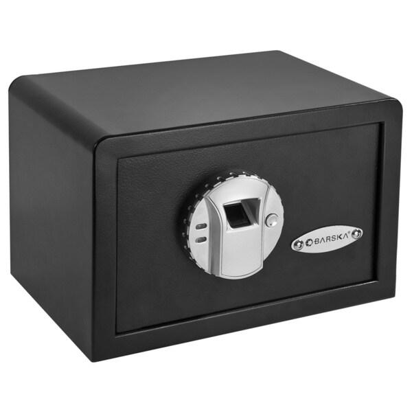 Barska Compact Biometric Gun Safe