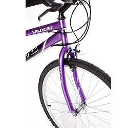 Titan Wildcat Women's Purple/ Black Mountain Bike - Thumbnail 2