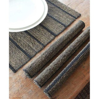 Set of 4 Cotton 'Thinking of Java' Placemats (Indonesia)