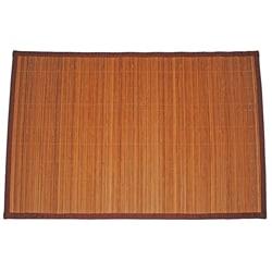 Handmade Thin Stripe Rayon from Bamboo Rug - 1'9 x 2'7