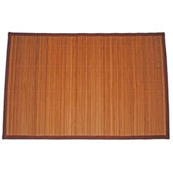 Asian Hand Woven Thin Stripe Rayon From Bamboo Rug 1 9 X 2