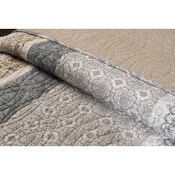Greenland Home Fashions Soho 3-Piece Quilt Set - Thumbnail 1
