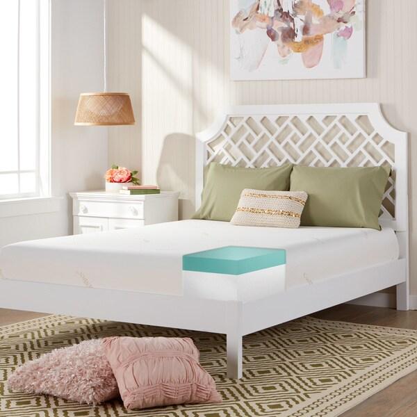 Comfort Dreams Coolmax 10-inch Queen-size Memory Foam Mattress