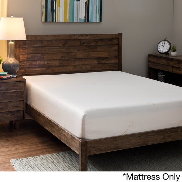 Comfort Dreams Coolmax 10-inch Queen-size Memory Foam Mattress