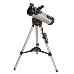 Celestron 114LCM Computerized Telescope with Motorized System