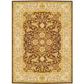 Herat Oriental Indo Hand-tufted Wool Rug (8' x 11')