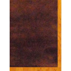 Indo Hand-tufted Ivory/ Brown Wool Rug (3'3 x 5'3)
