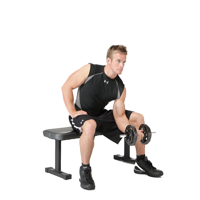 Apex Utility Flat Workout Bench