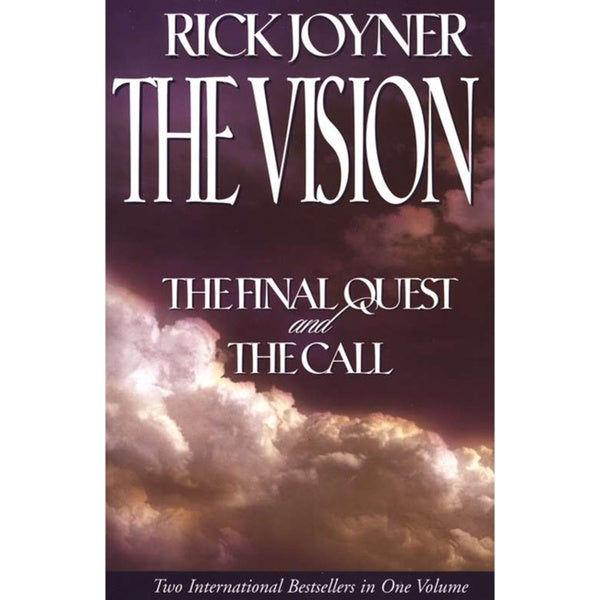 The Vision: A Two-In-One Volume of the Final Quest and the Call (Hardcover)