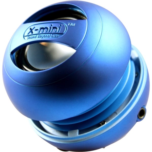KB Covers X-mini II Capsule Speaker - Blue