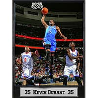 Oklahoma City Thunder Kevin Durant Photo Plaque