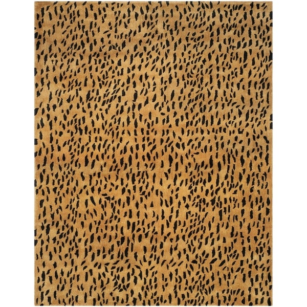 Wool Leopard Rug Area Rug Ideas
