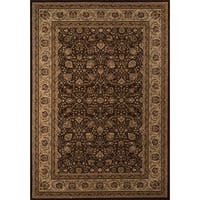 Momeni Royal Brown Rug (2' X 3'3)