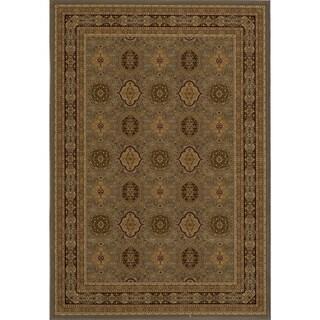 Momeni Royal Slate Rug (2' X 3'3)