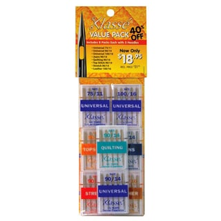 Klasse Needle Value Pack
