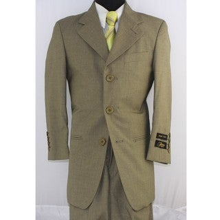 Ferrecci Boy's 2-piece Sand 3-button Suit