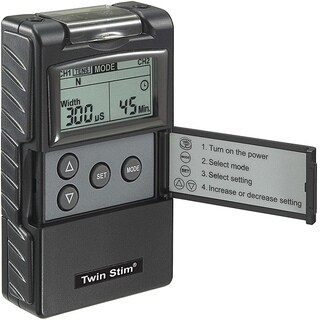 Twin Stim 2nd Edition TENS and EMS Combo Unit