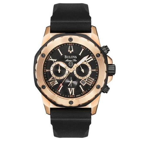 Bulova Men S Watches Find Great Watches Deals Shopping At Overstock