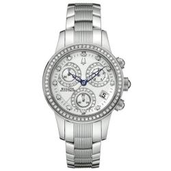 Bulova Accutron Women's 63R34 'Masella' Chronograph Watch