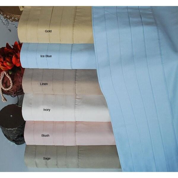 Superior 100-percent Premium Combed Cotton 400 Thread Count Sheet Set