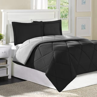 Home Essence Columbine Twin-size Down Alternative 2-piece Comforter and Sham Set