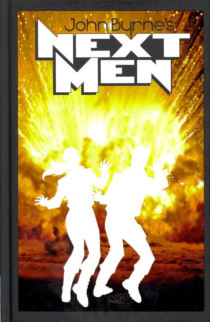 Next Men 2: Scattered (Hardcover)