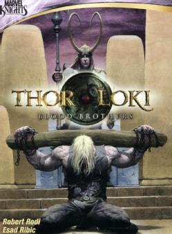 Marvel Knights: Thor & Loki: Blood Brothers (DVD)