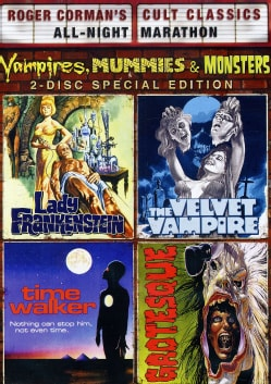 Vampires, Mummies And Monsters Collection (DVD)