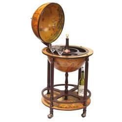 Merske Globes Italian Replica Globe Bar