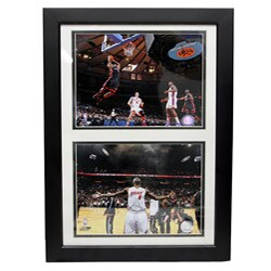 Miami Heat and Lebron James Plaque