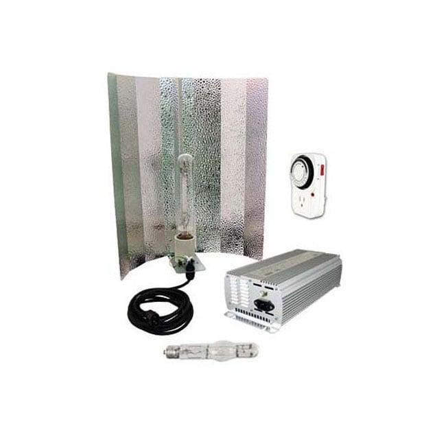 Virtual Sun 600-watt HPS MH Digital Ballast Grow Light Kit