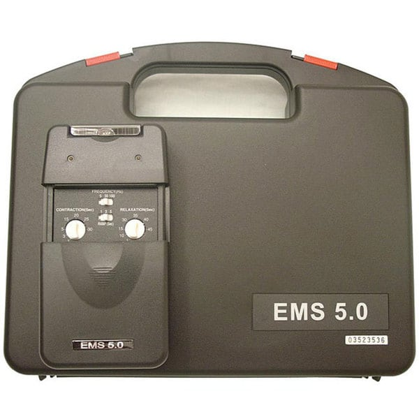 EMS 5 Dual Channel Electrical Muscle Stimulator Unit
