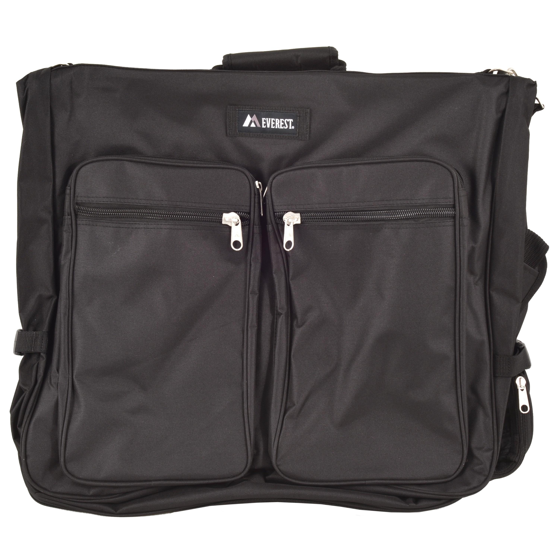 Everest Deluxe 44-inch 600 Denier Polyester Garment Bag (...