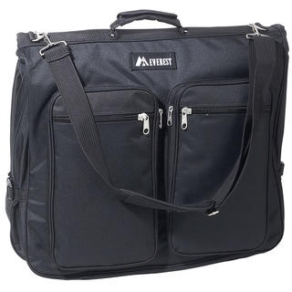 Everest Deluxe 44-inch 600 Denier Polyester Garment Bag