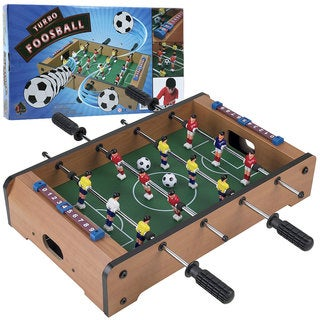 Foosball Table for Kids by Hey! Play! - 20 Inches