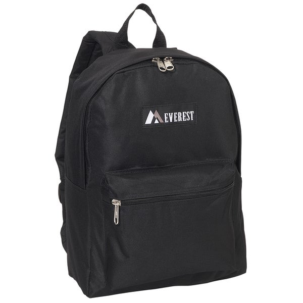 Everest 15-inch Padded Shoulder Basic Backpack